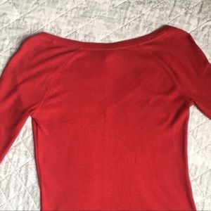 PINK Victoria's Secret Intimates & Sleepwear - PINK by Victoria's Secret Red Thermal Top